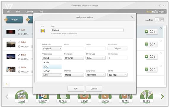 Freemake Video Software
