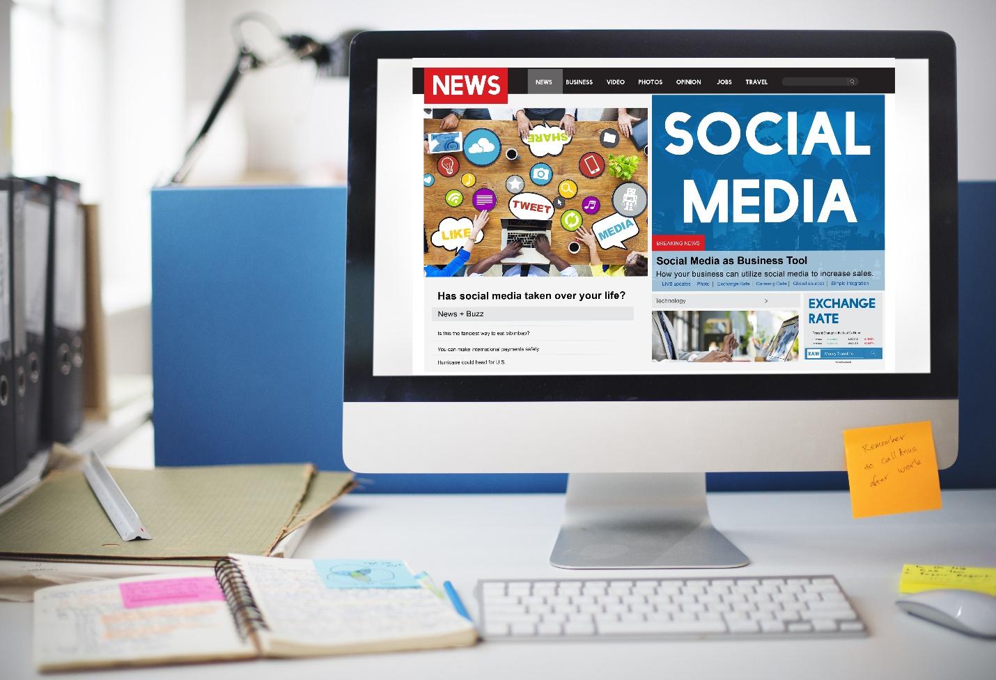 Social Media Marketing on Business