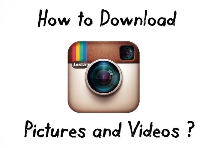 save instagram photos and videos Dopitech