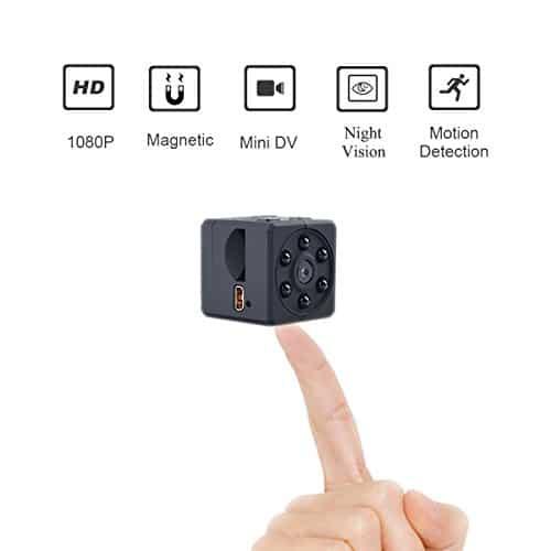 Lilexo Mini Hidden Spy Camera