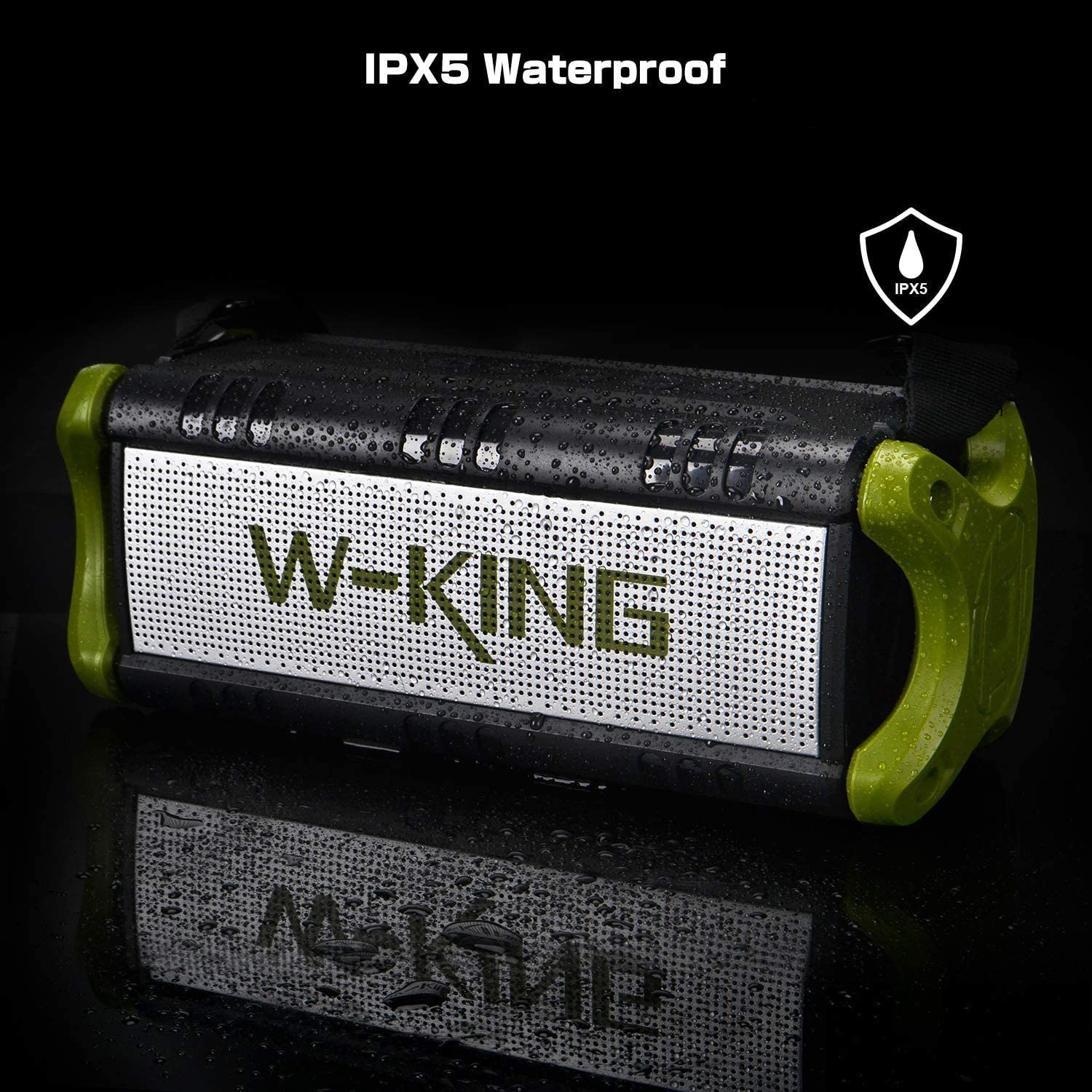 portable bluetooth speakers with subwoofers