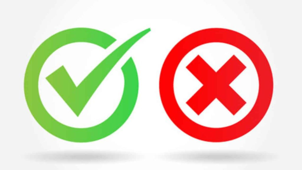 difference between blacklist and whitelist