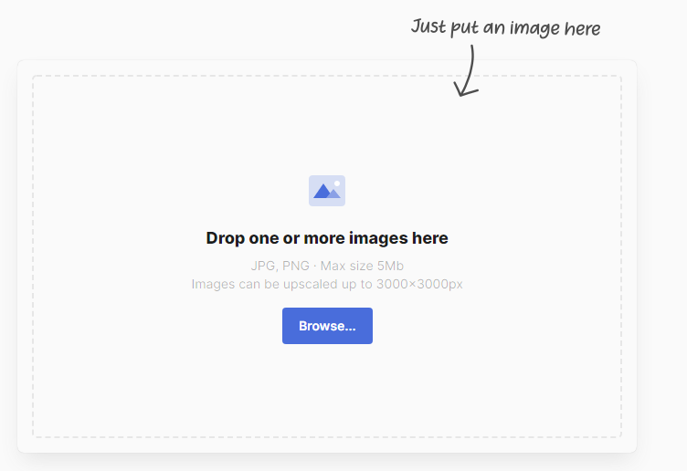 how to upscale images losslessly